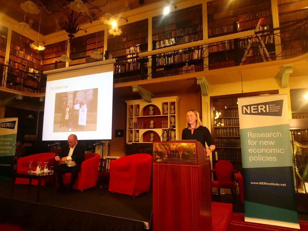 Lorna Gold Donal Nevin Lecture